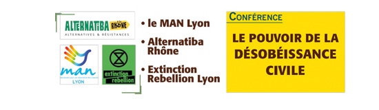 MAN Extinction Rébellion Alternatiba